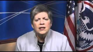 Janet Napolitano Walmart Announcement - Jelents a kormánynak, kéri Napolitano