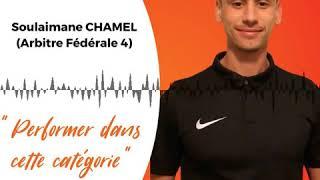 """Soulaimane Chamel : """"Performer dans ma catégorie"""""""