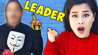 PZ LEADER SECRET REVEALED in HATCH! Daniel & Regina Spend 24 Hours Underground Safe House Challenge