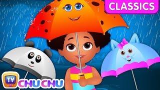 ChuChu TV Classics - Rain Rain Go Away | Nursery Rhymes and Kids Songs