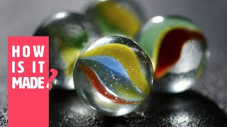 How are marbles made? (Sir Sidney McSprocket's How's It Made)
