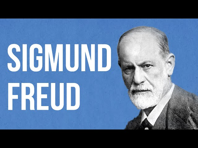 Videouttalande av Freud Engelska