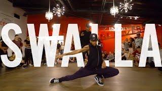 Jason Derulo - 'Swalla'   Choreography by Tricia Miranda x Ashanti Ledon