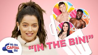 Maura Higgins Rates The Love Island Winter Contestants | Capital