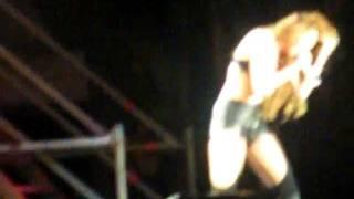 Gypsy Heart Tour à Mexico - Cherry Bomb & Bad Reputation Performance - 26/05/11