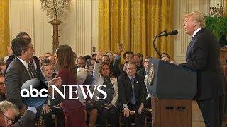 Judge orders Trump administration to restore Jim Acosta