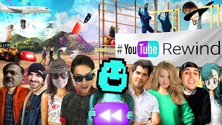 Super M Rewind 2016 (PARODIA) YouTube Rewind 2016 FERNANFLOO, DROSS, DALASREVIEW Y MAS - Super M