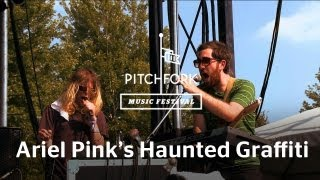 Ariel Pink's Haunted Graffiti - Bright Lit Blue Skies - Pitchfork Music Festival 2011