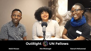 2018 OutRight UN Fellows Discuss Their Experience At CSW62