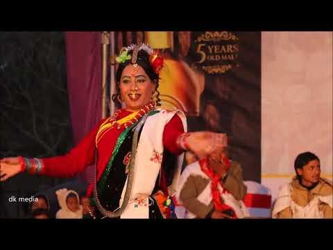 चर्चित गायक तथा नृत्यकार श्याम माया रानामगरको बेजोड नृत्य: मगरकी छोरी हुँ म