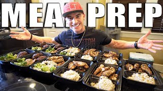 HOW TO MEAL PREP | Complete Step By Step Beginners Guide