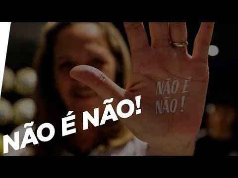 Corinthians contra o assédio à mulher