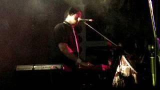 Apoptygma at new city keyboardist Bizzare love triangle