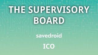 The Supervisory Board - savedroid ICO
