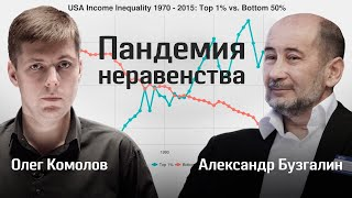 Пандемия неравенства фото