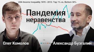 Пандемия неравенства