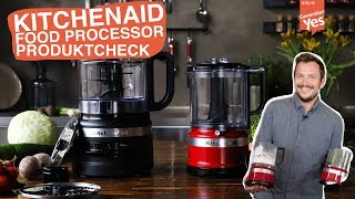 Produktcheck: KitchenAid Food Processor