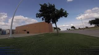 School Parking Lot FPV Freestyle Practice III