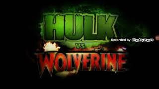 Wolverine vs the hulk movie news update