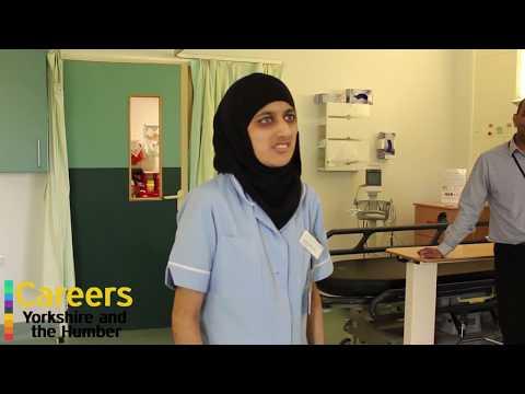 SEND Intern Testimonial - Bradford Royal Infirmary