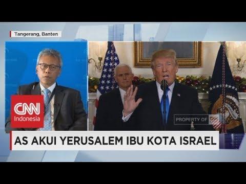 AS Akui Yerusalem Ibu Kota Israel - Andy Rahmianto, Dubes RI untuk Kerajaan Yordania & Palestina