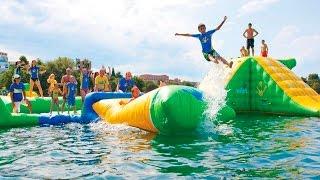 Khu vui chơi nước Cô Tô Park - Đảo Cô Tô, Quảng Ninh - PYS Travel