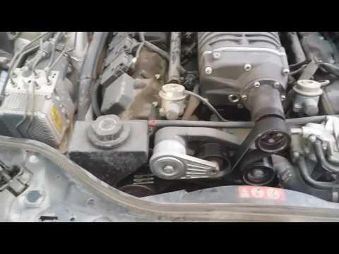Mercedes E55 AMG | Bosch 010 IC Pump DIY - смотреть онлайн