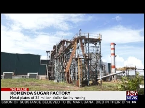 Komenda Sugar Factory - The Pulse on JoyNews (9-10-18)