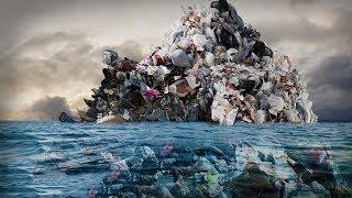 ОГРОМНОЕ тихоокеанское мусорное пятно - это НЕ ТО, что выдумаете