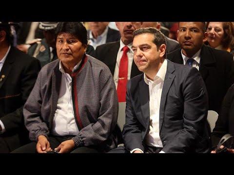 «Φίλε Έβο, οι χώρες μας μοιράζονται τις αξίες της ελληνικής επανάστασης»…