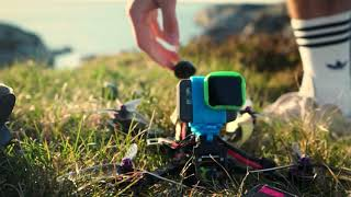 West coast of Norway - FPV drone