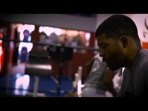 A Fighting Life: LC Davis