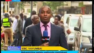 Afrika Mashariki:Tume ya uchaguzi ya IEBC yayumba!