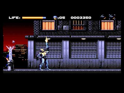 RoboCop vs Terminator Game Boy
