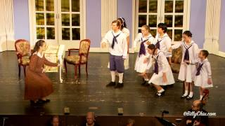 The Sound of Music - Act 1 - von Trapp family - Do Re Mi