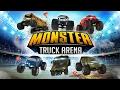 Monster Truck Arena Driver novo Jogo De Monster Truck P