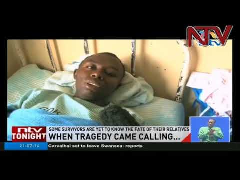 44 people killed in Kenya after a dam's walls burst