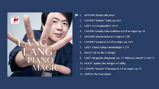 Lang Lang - Piano Magic // Album Preview