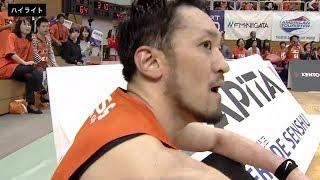 B1ハイライト10/12新潟vs秋田18-19B1第2節