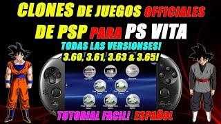 descargar juegos psp vita