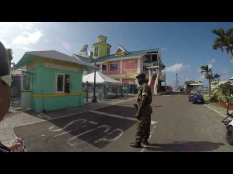 Norwegian Cruiseline - Being stranded in the Bahamas leads to car accident