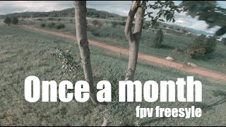 Once a month/fpvfreestyle/