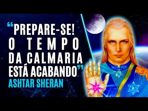 Mensagem de Ashtar Sheran