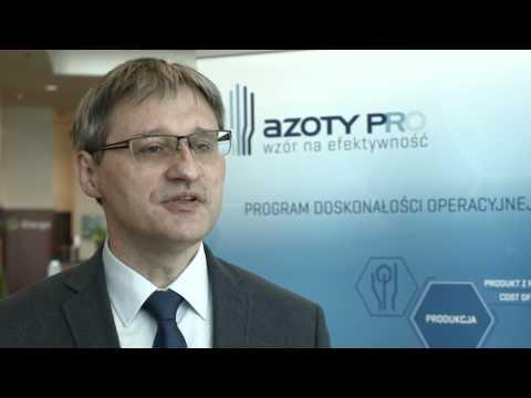 Komentarz Wiceprezesa Zarządu Grupy Azoty PUŁAWY, Wojciecha Kozaka do wyników za I kwartał 2015 r. - zdjęcie