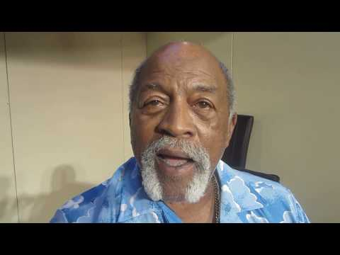 (Part 1) Boston Red Sox Great Luis Tiant Interview at MLB Fanfest in MIami July 2017
