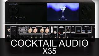 COCKTAIL AUDIO X35 - Produktvorstellung - THOMAS ELECTRONIC ONLINE SHOPboxing und Test