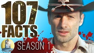 107 The Walking Dead Season 1 Facts You Should Know! (Cinematica)