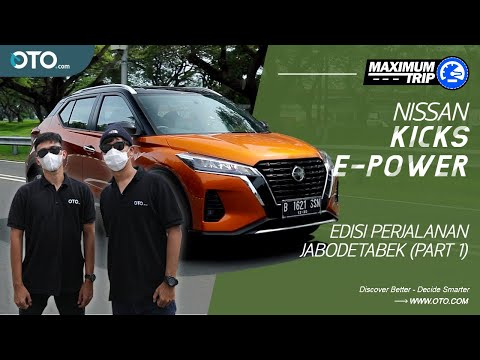 Nissan Kicks e-Power | Kejutan Mobil Elektrik (Part-1)