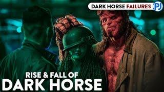 The Rise And Fall Of Dark Horses Comic Films - Short History - PJ Explained
