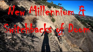 New Millennium Loop and the Switchbacks of Doom.